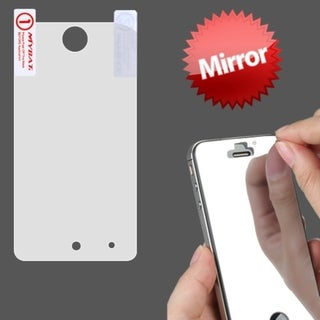 BasAcc Mirror LCD Screen Protector for Apple iPod touch 4