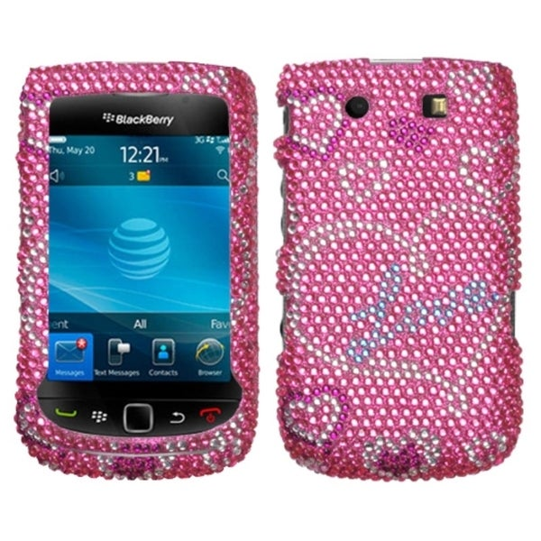 INSTEN Phone Case Cover for Blackberry Torch 9800/ 9810 4G