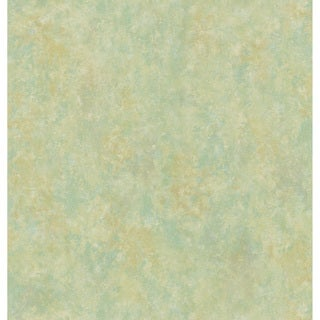 Brewster Green Texture Scrubbable Wallpaper