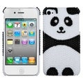 BasAcc Playful Panda/ Pearl/ Diamond Case for Apple iPhone 4S/4
