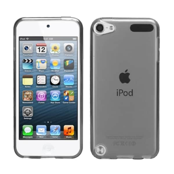 INSTEN T-Smoke Candy Skin iPod Case Cover for Apple iPod Touch 5