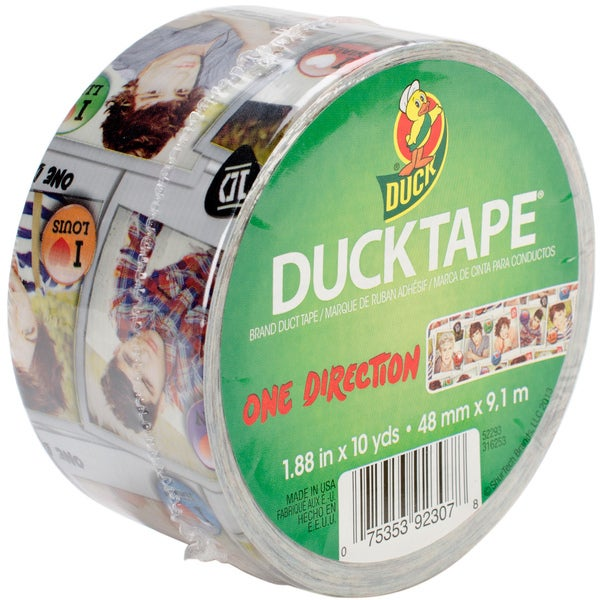One Direction 10-yard Roll Duck Tape