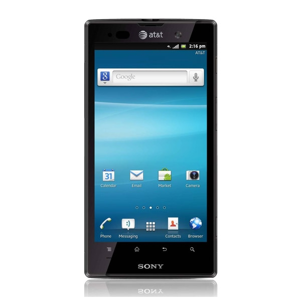 Sony Xperia Ion GSM Unlocked Android Phone (Refurbished)