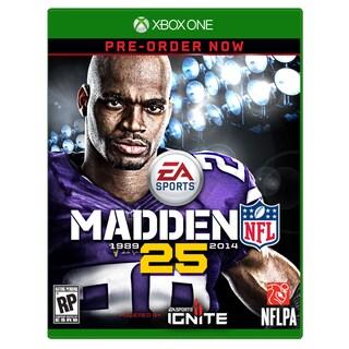 Xbox One - Madden 25