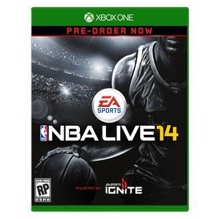 Xbox One - NBA Live 14