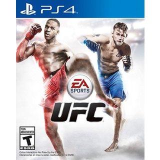 PS4 - UFC