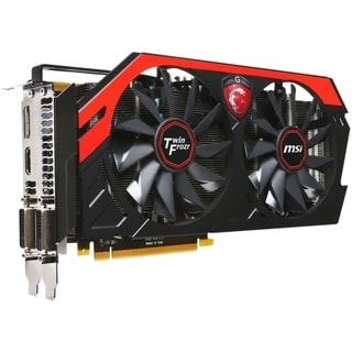 MSI N760 TF 2GD5/OC GeForce GTX 760 Graphic Card - 1085 MHz Core - 2