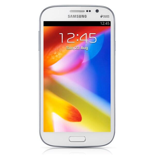 Samsung Galaxy Grand GSM Unlocked Dual SIM Android 4.1 Phone