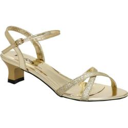 Women's Lava Shoes Sugar Gold Glitter
