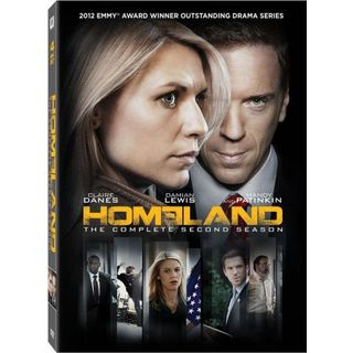 Homeland Season 2 (DVD)
