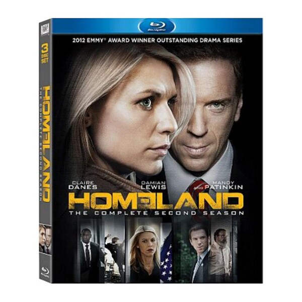 Homeland: Season 2 (Blu-ray Disc) 11375792