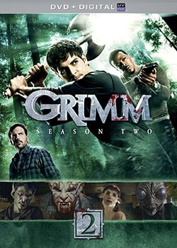 Grimm: Season Two (DVD)