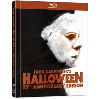 Halloween 35th Anniversary Edition DigiBook (Blu-ray Disc)