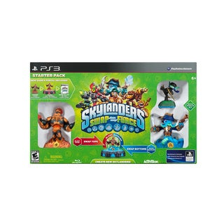 PS3 - Skylanders SWAP Force Starter Pack