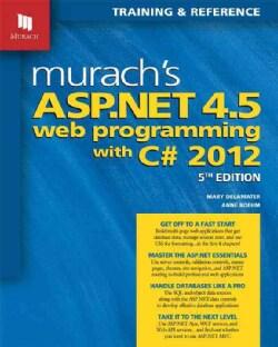 Murach's ASP.NET 4.5 Web Programming with C# 2012 (Paperback)