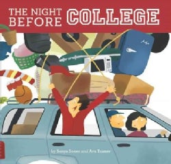 The Night Before College (Hardcover)