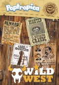 Poptropica Wild West (Hardcover)