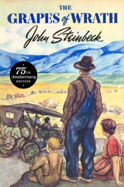 The Grapes of Wrath 75th Anniversary Edition (Hardcover)