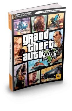 Grand Theft Auto V Signature Series Guide (Paperback)