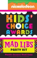 Nickelodeon Kids' Choice Awards Mad Libs Party Kit