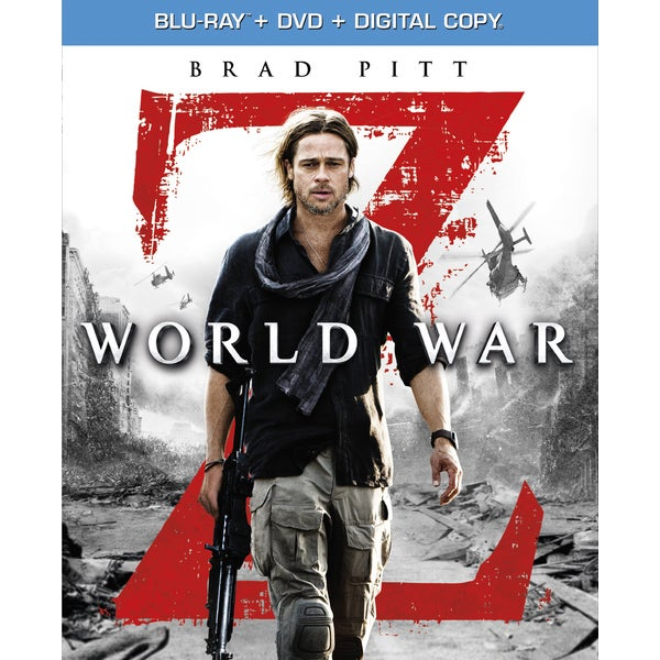 World War Z (Blu-ray/DVD) 11376799