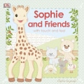 Sophie La Girafe: Sophie and Friends (Board book)