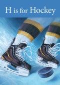 H Is for Hockey (Board book)