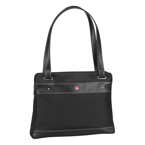 "Wenger RHEA Carrying Case (Tote) for 16"" Notebook - Black"