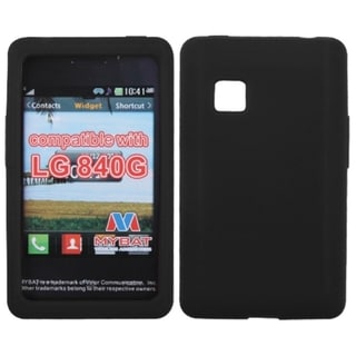 BasAcc Solid Skin Case for LG 840G