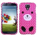 BasAcc Dog Love Case for Samsung Galaxy S4/ S IV i9500/ i337