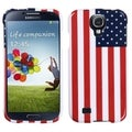 BasAcc U.S. National Flag Case for Samsung Galaxy S4/ S IV i9500/ i337
