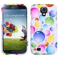 BasAcc Rainbow Bubbles Case for Samsung Galaxy S4/ S IV i9500/ i337