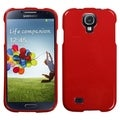 BasAcc Solid Flaming Red Case for Samsung Galaxy S4/ S IV i9500/ i337