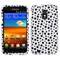 BasAcc Black Mixed Polka Dots Case for Samsung Epic 4G Touch