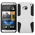 BasAcc White/ Black Astronoot Case for HTC One M7