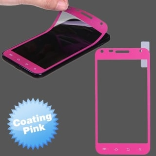 INSTEN Pink Coating Screen Protector for Samsung Epic 4G Touch