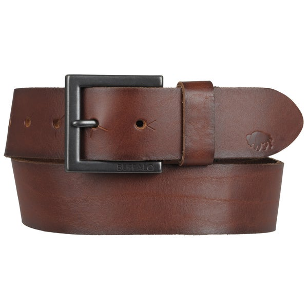 Buffalo David Bitton Men's Leather Belt