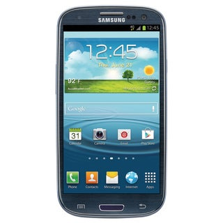 Samsung Galaxy S3 I747 16GB Unlocked GSM 4G LTE Android Phone - Blue