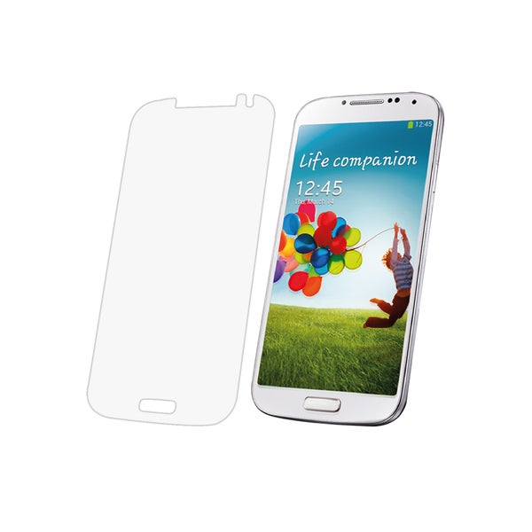 Anti-Fingerprint Screen Protector for the Samsung Galaxy S4