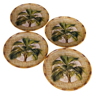 Certified International Las Palmas Dinner Plates (Set of 4)