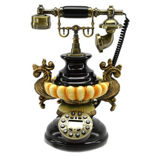 Tall Classic Antique Telephone