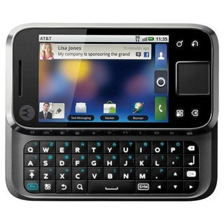 Motorola FLIPSIDE GSM Unlocked Android Phone (Refurbished)