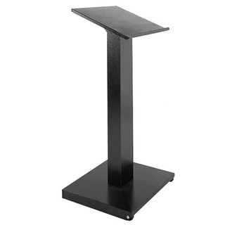 Offex Mobile Metal Portable Presentation Lectern