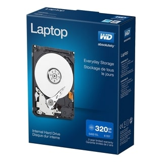 WD Laptop Mainstream Internal Hard Drive 2.5 Inch