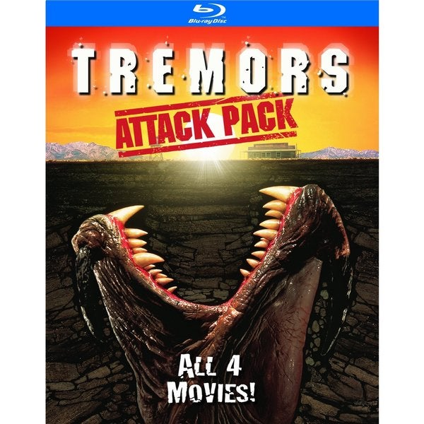 Tremors Attack Pack (Blu-ray Disc) 11379153