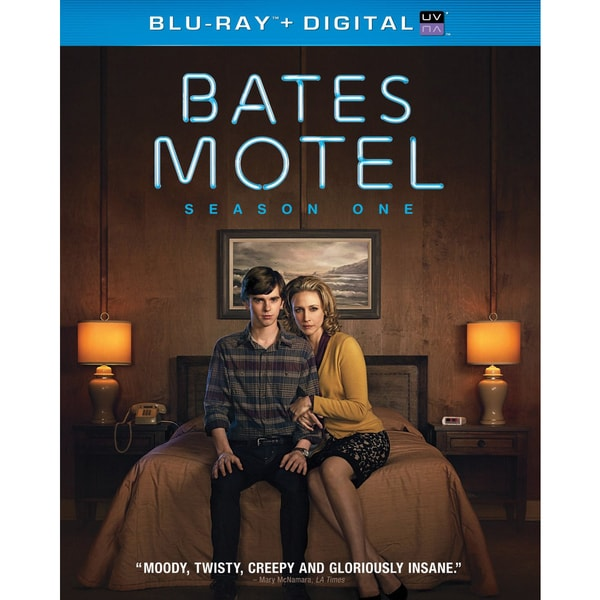 Bates Motel: Season One (Blu-ray Disc) 11379155