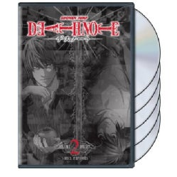 Death Note: Box Set 2 (DVD)