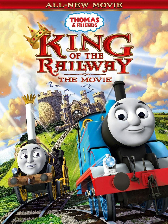 Thomas & Friends: King of the Railway (DVD)