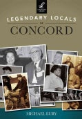 Legendary Locals of Concord, North Carolina (Paperback)