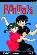 Ranma 1/2 4: Fighting Phobia (Paperback)